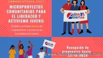 """Aulas Abiertas lanza convocatoria de """"microproyectos"""" educativos para miembros de la sociedad civil en Cuba - radiotelevisionmarti.com"""