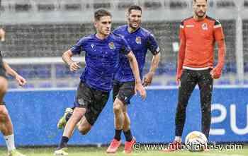 La Real Sociedad vuelve al trabajo sin los nueve lesionados y con Illarra sin el alta - FutbolFantasy