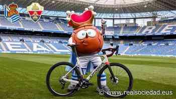 Sorteo con IBK Bike: ¿quién correrá más kilómetros? - Real Sociedad