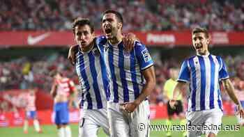 """""""Confiamos mucho en nosotros"""" - Real Sociedad"""