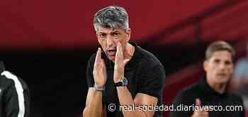 Imanol Alguacil: «Hay que darle mucho valor al triunfo por donde venimos» - Real Sociedad