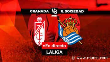 Granada - Real Sociedad: resumen, resultado y goles - La Liga Santander - MARCA.com