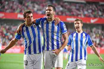 El Granada gana al descanso a una Real Sociedad sin puntería (1-0) - EFE - Noticias