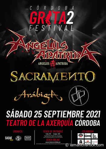 Ya está aquí el Festival Grita Córdoba 2021 - La Mancha Rock