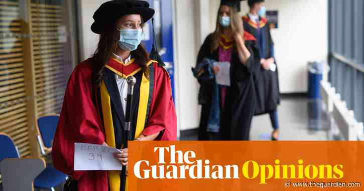 The 'new normal' at England's universities doesn't have to be so bad | Kimi Chaddah