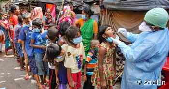 Covid: India records 29,616 new cases in last 24 hours, US starts booster shots for some citizens - Scroll.in