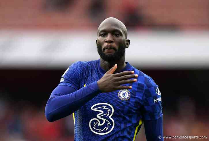 Lukaku Is A Big Threat, Guardiola Confesses Ahead Clash Against Chelsea