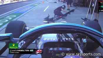 'I was so worried': Hamilton sorry for knocking down mechanic