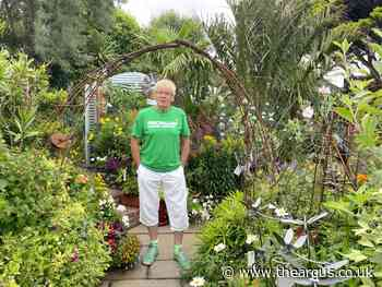 Gardening tip from Geoff Stonebanks' Driftwood Diary