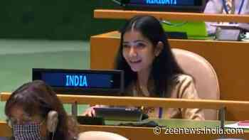 Meet Sneha Dubey, India`s first secretary at United Nation who tore into Imran Khan with a fiery response