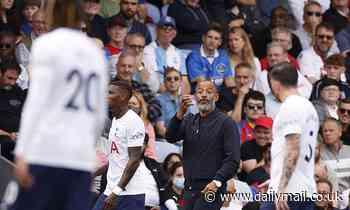 Tottenham: Harry Redknapp urges Nuno Espirito Santo to sort Spurs' set piece woes for Arsenal derby