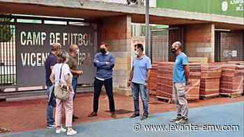 Silla remodela los vestuarios del campo de fútbol con 270.000 euros - Levante-EMV