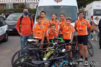 Ciclismo, valdostani protagonisti nel 2° memorial Mamma Rosa a Rivoli - Aosta Oggi