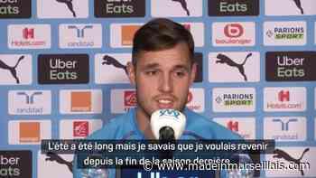 """Marseille - Lirola : """"L'effectif est plus complet que celui de la saison dernière"""""""