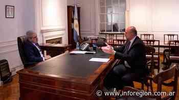 Rosario y el AMBA, las principales preocupaciones de Aníbal Fernández - InfoRegión