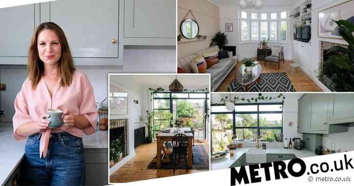 What I Own: Katie, who paid £785,000 for a three-bed terraced house in North London