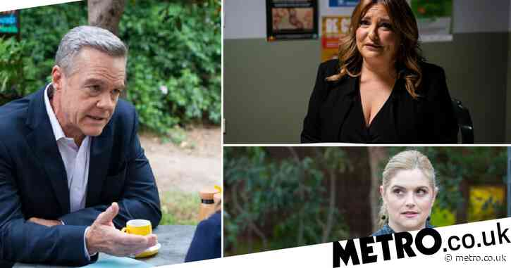 Toadie stops threesome, sex secrets uncovered and a shock exit: 7 big Neighbours spoilers