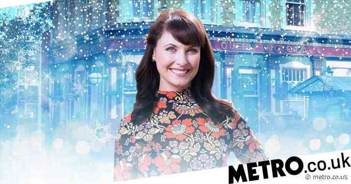 Emma Barton promises 'old school EastEnders' this Christmas