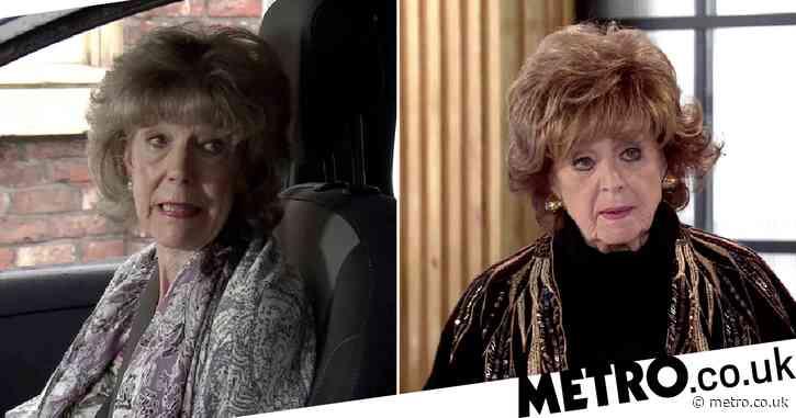 Coronation Street spoilers: Car crash horror for Audrey Roberts and Rita Tanner
