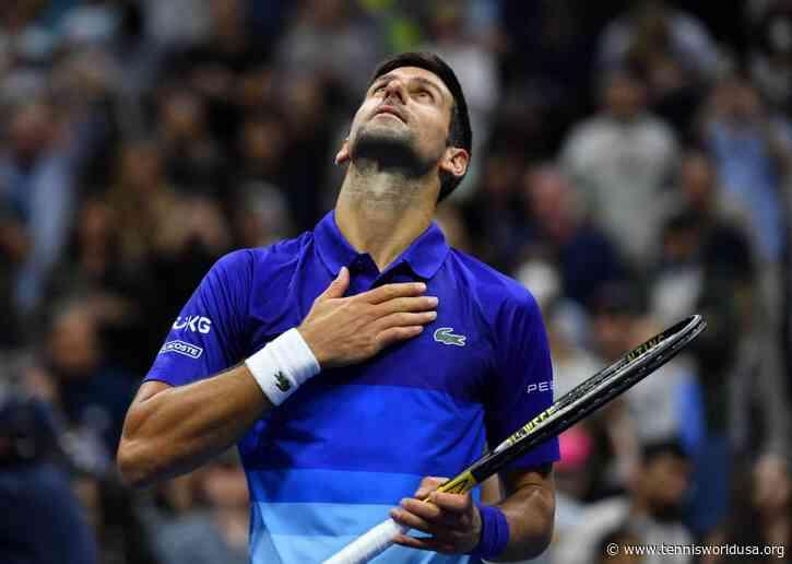 'Novak Djokovic started rushing to the net but...', says expert
