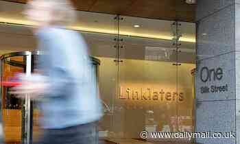 Linklaters offers trainee solicitors a starting salary of £107,500