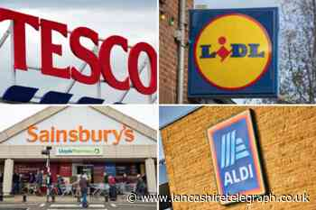 Sainsbury's, Tesco and Aldi among supermarkets issuing food recalls
