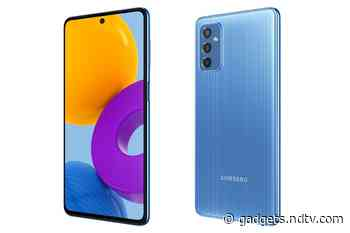 Samsung Galaxy M52 5G With Triple Rear Cameras, 120Hz Super AMOLED Plus Display Launched: Specifications