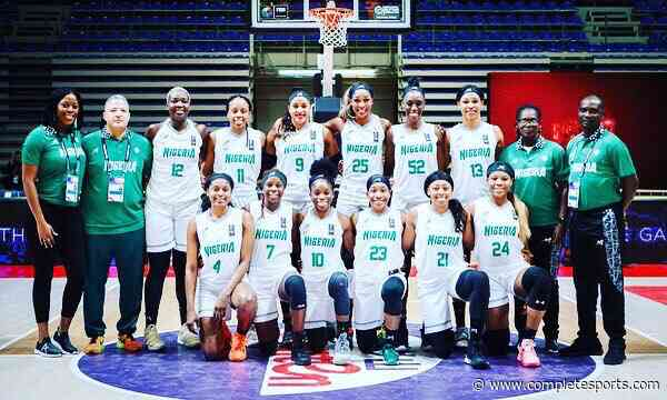 2021 Women Afrobasket: Sports Minister Celebrates D'Tigress Qualification For Final