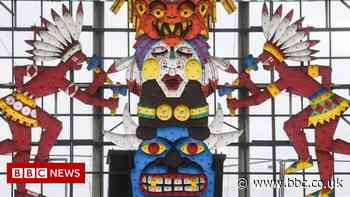 Blackpool Illuminations face Native American racism claims