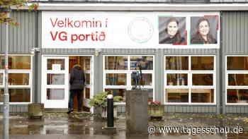 Wahl in Island: Links-Rechts-Bündnis vor dem Aus