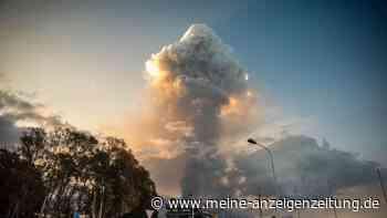 Nach Vulkanausbruch auf La Palma – giftige Wolke zieht in Richtung Deutschland