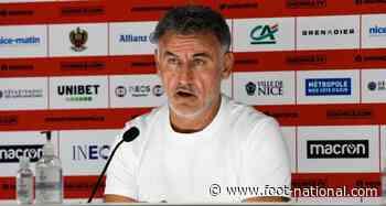 Nice : la règle imposée par Christophe Galtier à ses joueurs - Foot National