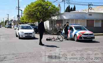 Pueblo Nuevo: una mujer fue hospitalizada tras ser embestida por un auto - Infoeme