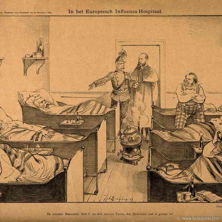 Una más que posible pandemia anterior por coronavirus: la gripe rusa de1890