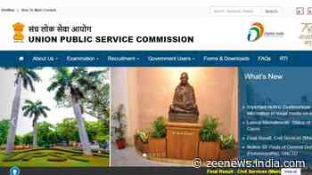 UPSC Recruitment 2021: Apply for assistant director and other posts, check eligibility here