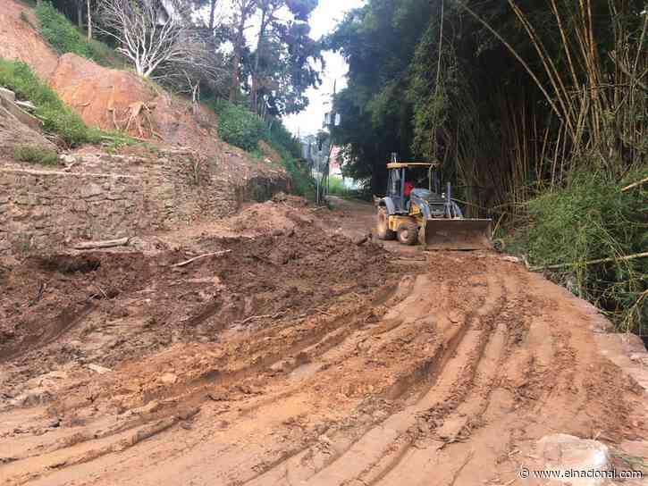 Alcaldía de Los Salias ha ejecutado más de 14 obras en el Paseo Los Burros