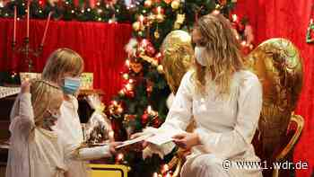 Mehr als 5.000 Wunschzettel für das Christkind in Engelskirchen