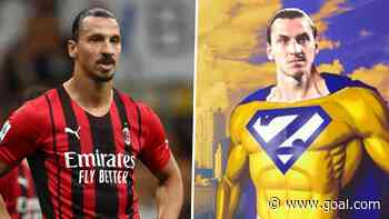 Ibrahimovic admits he is 'not Superman' in rare moment of humility for AC Milan star
