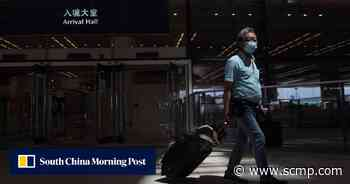 Hong Kong authorities discourage travel after city logs 9 imported cases - South China Morning Post
