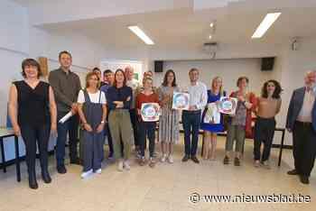 Halle beloont tien Duurzame Helden (Halle) - Het Nieuwsblad