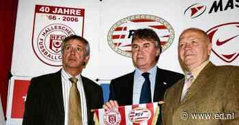 PSV verwezenlijkt droom van Hallescher FC: Na 35 jaar terug in Halle voor herdenkingswedstrijd - Eindhovens Dagblad