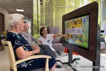 Sint-Augustinus haalt beleef-tv in huis (Halle) - Het Nieuwsblad