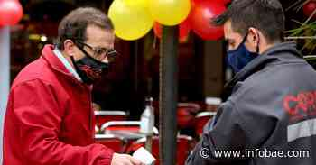 Coronavirus: Córdoba amplió las flexibilizaciones pero el uso del barbijo al aire libre seguirá siendo obligatorio - infobae