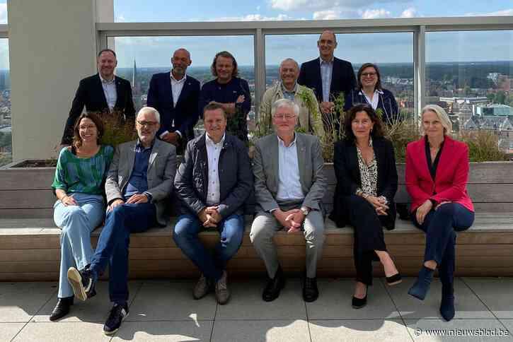 Tilburgs schepencollege bezoekt Turnovatoren