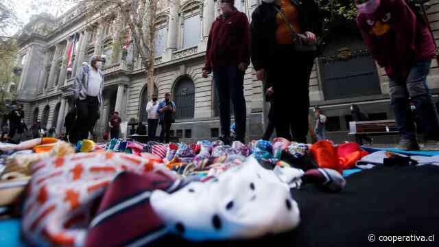 Concejala de Santiago por permisos a ambulantes: No es una definición fácil, pero hay una situación descontrolada