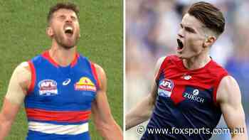 AFL Grand Final live: Already an EPIC! Demons storm back into GF after Bulldogs' big early comeback