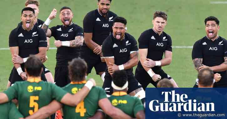 All Blacks v Springboks rivalry endures even as history fades to mythology | Daniel Gallan
