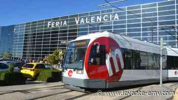 FGV habilita servicios especiales de tranvía a Feria Valencia para acudir a los exámenes de la JQCV - Levante-EMV