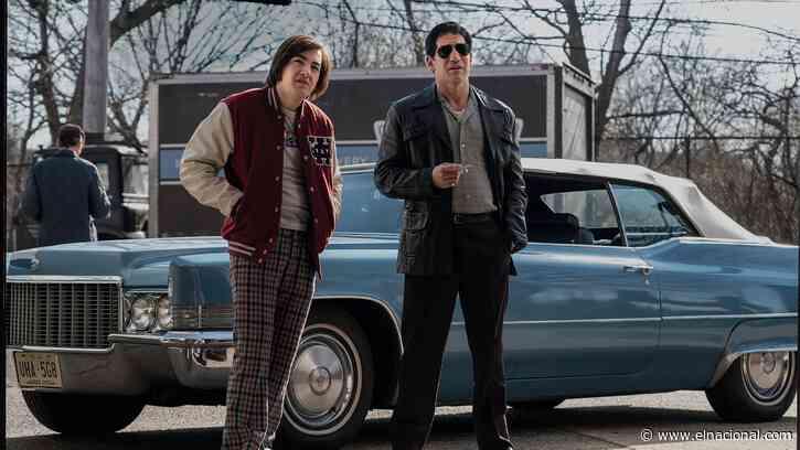 Tony Soprano regresa en la precuela Los santos de la mafia