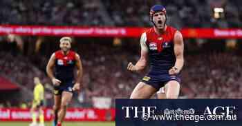 2021 AFL GRAND FINAL - Melbourne Demons v Western Bulldogs
